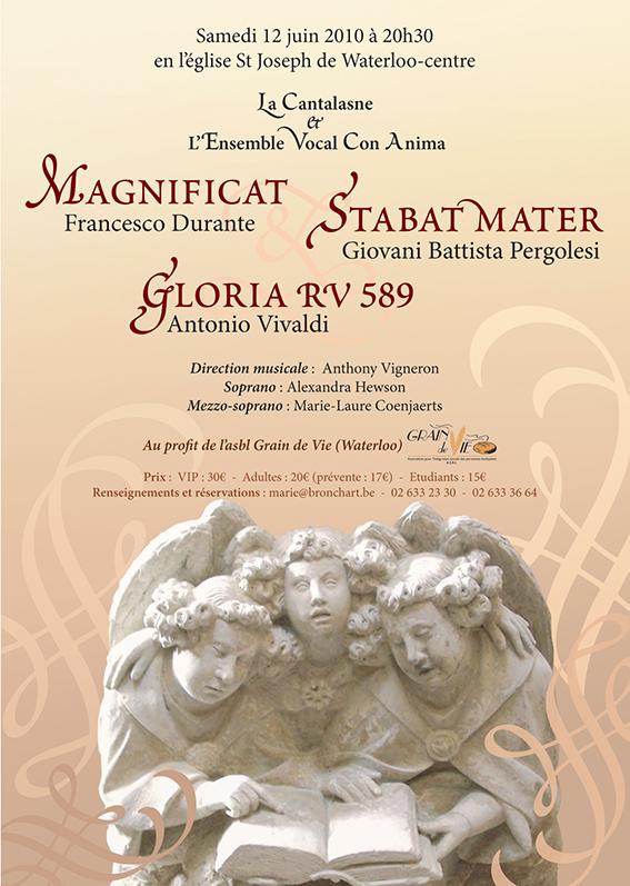 Concert baroque par la Cantalasne