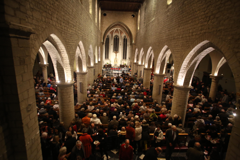 La Cantalasne, concert Requiem de Mozart, la Hulpe, novembre 2018